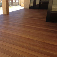 Merbau Decking Timber | KD Select Grade | 140 x 19mm - Global Builders Warehouse