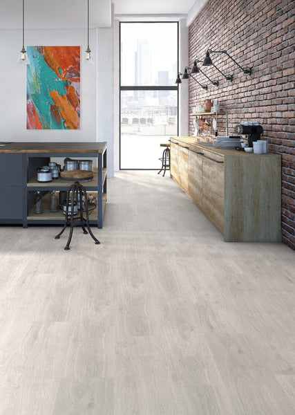 Krono Primafloor German Timber Laminate | 1285x192x8mm | St Moritz Oak - Global Builders Warehouse