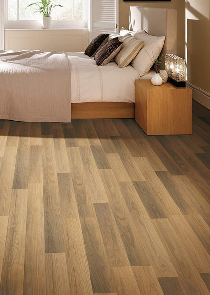 Krono Primafloor German Timber Laminate | 1285x192x8mm | Elegant Oak - Global Builders Warehouse