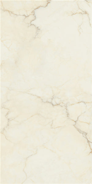 Porcelain Large Format SLIM Tile | 900x1800x5.5mm | Galaxy White - Global Builders Warehouse