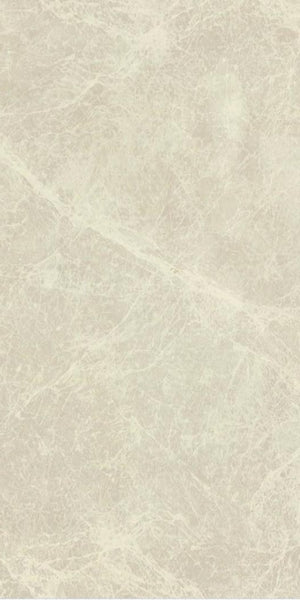Porcelain Large Format SLIM Tile | 900x1800x5.5mm | Marfil - Global Builders Warehouse