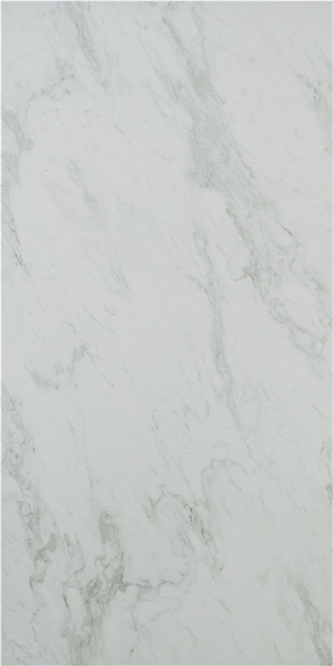 Porcelain Large Format SLIM Tile | 900x1800x5.5mm | Bianco Gioia - Global Builders Warehouse