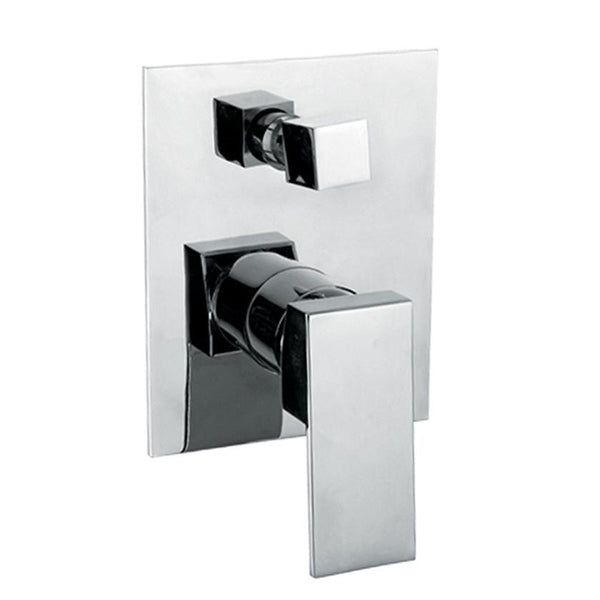 Global Dallas Series Shower Mixer w Diverter | BTD3106 - Global Builders Warehouse
