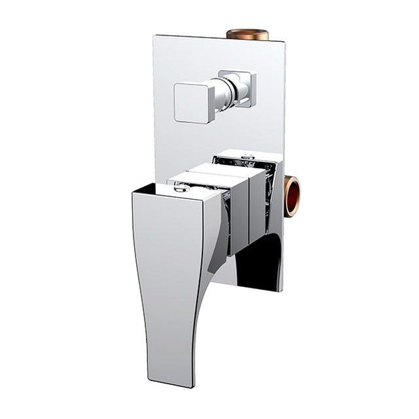 Global Hino Series Shower Mixer w Diverter | BTH3206 - Global Builders Warehouse