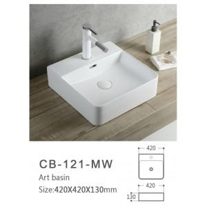 Global Above Counter Basin | CB-121-MW - Global Builders Warehouse