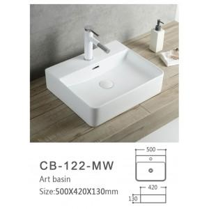 Global Above Counter Basin | CB-122-MW - Global Builders Warehouse