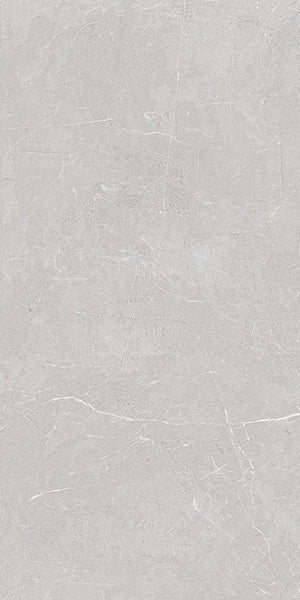 Sintered Stone | Large Format Slab Panel | 1600x3200x12mm | Genny Grey - Global Builders Warehouse