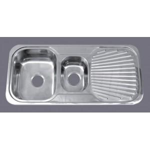 Global Stainless Steel Kitchen Sink | JH004A - Global Builders Warehouse