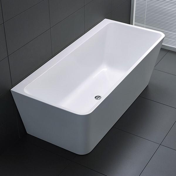 LB1037W-1500 Freestanding Bathtub | 1500x780x600mm - Global Builders Warehouse