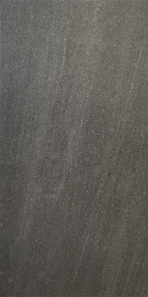 Porcelain Tile | Premium Stone XL | 450x900mm | Limestone Dark Grey - Global Builders Warehouse