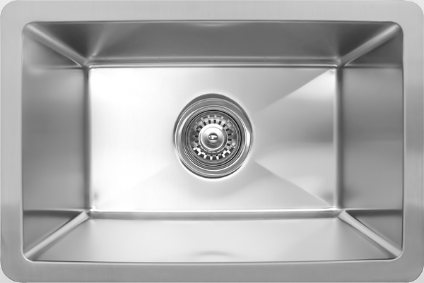 Global Single Bowl Butler Sink | 300x450x250 | SN101021 - Global Builders Warehouse