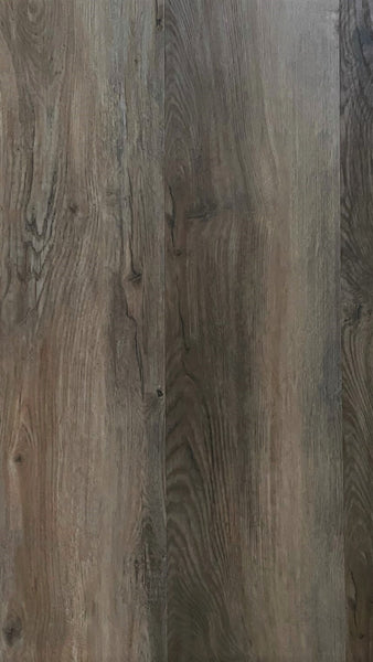 Global 5Gi SPC Hybrid Luxury Floor | 1800x230x7.5mm | Smokey Oak - Global Builders Warehouse