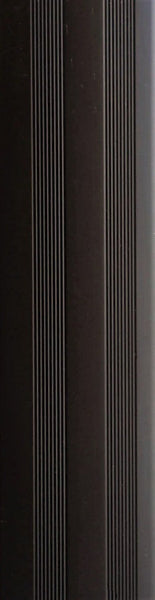40mm Floor Transition Flat Trim | Self Adhesive | 2700mm | T14 Black Bronze - Global Builders Warehouse