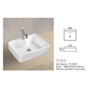 Global Above Counter Basin | CB-3748 - Global Builders Warehouse