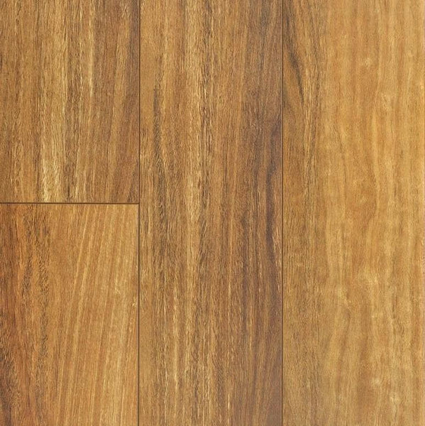 Premium High Gloss Laminate | 12.0mm | 1830 x 195 | Spotted Gum - Global Builders Warehouse