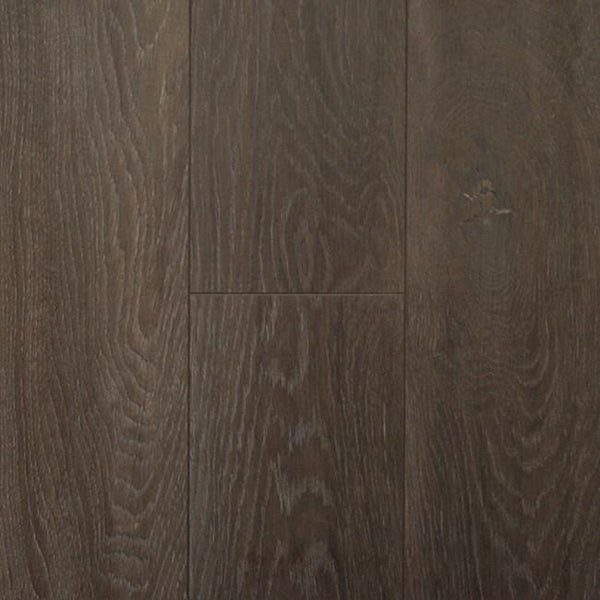 RELAX 12mm Satin Timber Laminate | 1215x166x12mm | Graphite Oak - Global Builders Warehouse