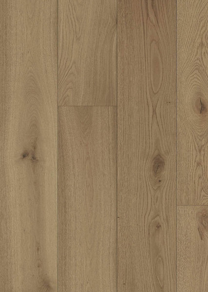 Lux Oak 5G Engineered Timber Floor | 1900x1905x14/3.5mm | Latte - Global Builders Warehouse