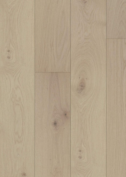 Lux Oak 5G Engineered Timber Floor | 1900x1905x14/3.5mm | Natural - Global Builders Warehouse