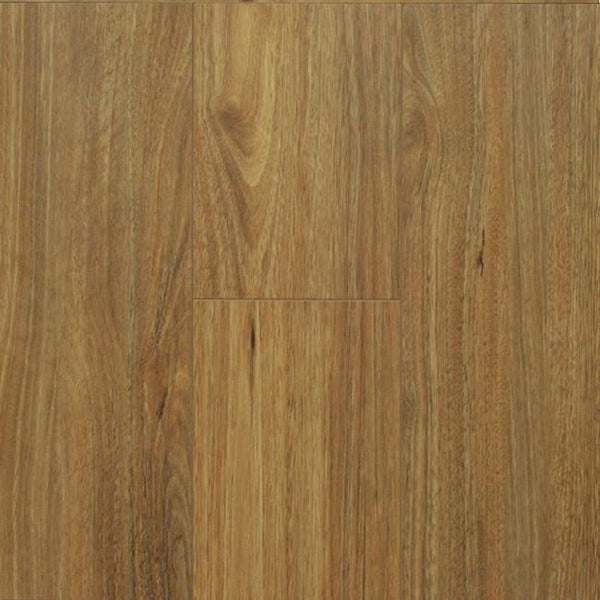 RELAX 12mm Satin Timber Laminate | 1215x166x12mm | NSW Spotted Gum - Global Builders Warehouse