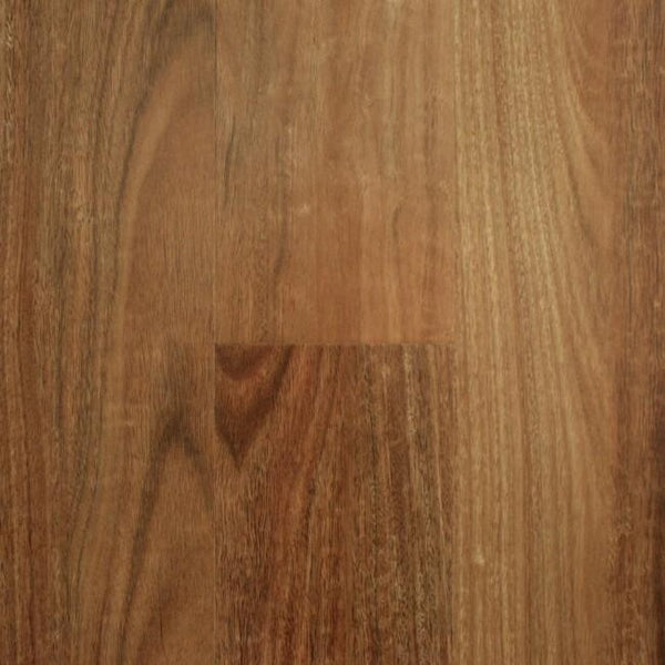 RELAX 12mm Semi-Gloss Timber Laminate | 1215x166x12mm | Spotted Gum - Global Builders Warehouse