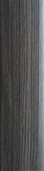 40mm Floor Transition Flat Trim | Self Adhesive | 2700mm | T14 Grey Oak - Global Builders Warehouse