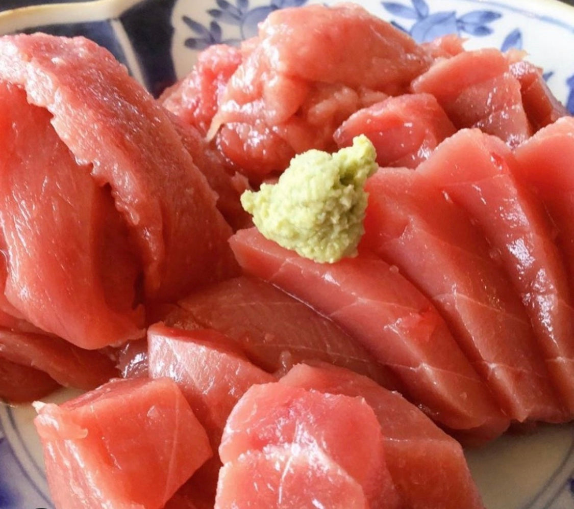 Tuna is good for your HEALTH