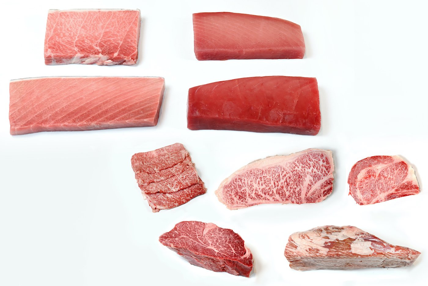 "WAGYUMAN Bundle Special ""Surf & Turf"" Package (Tuna Set + Choice of Wagyu)"