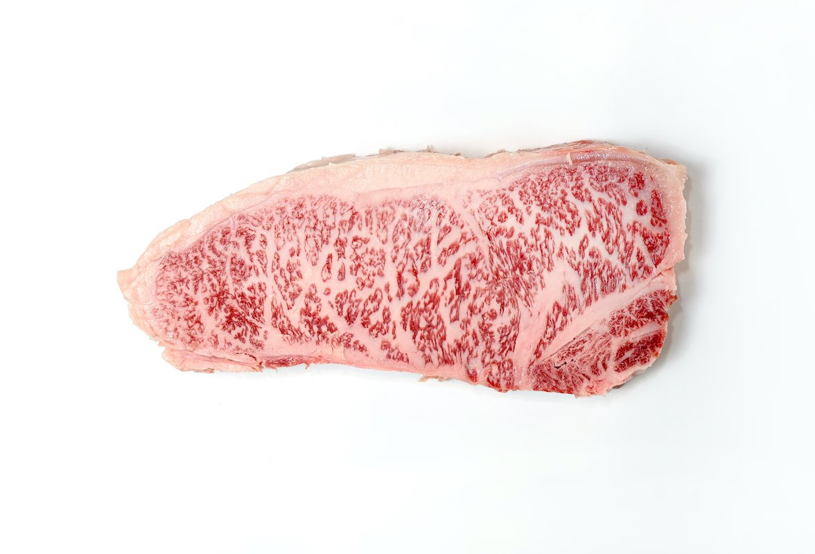 "WAGYUMAN Bundle A5 Striploin Steak Cut (16.0 oz) Special ""Surf & Turf"" Package (Tuna Set + Choice of Wagyu)"
