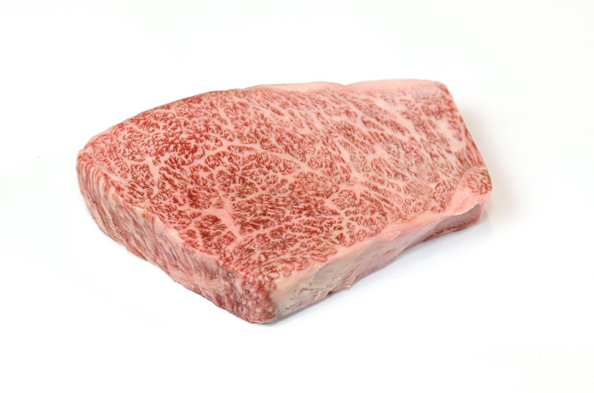 "WAGYUMAN Bundle A5 Wagyu Culotte Picanha Steak Cut (16.0oz) Special ""Surf & Turf"" Package (Tuna Set + Choice of Wagyu)"
