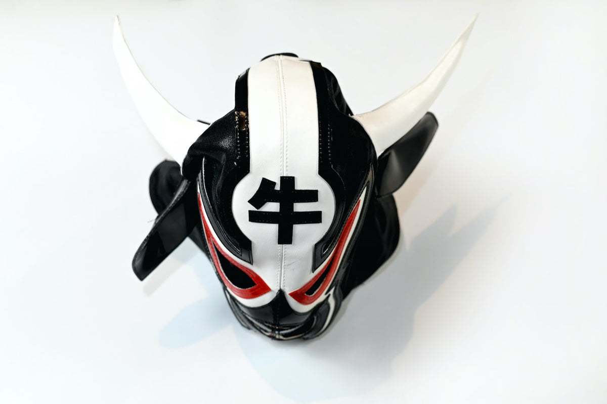 WAGYUMAN Handmade Wagyuman Leather Mask [MADE-TO-ORDER]