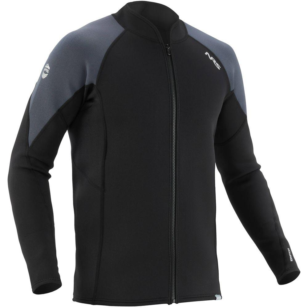 NRS Men's Ignitor 2mm neoprene jacket black