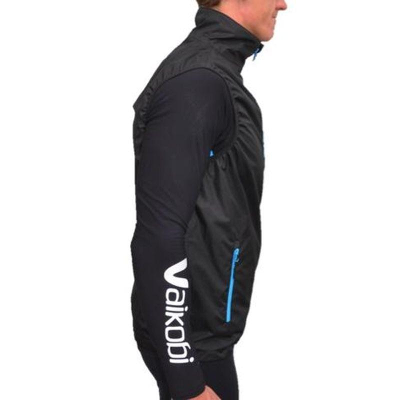 Vaikobi-V Dry Vest-surfski-kayak-sup-light weight vest-black-Dietz