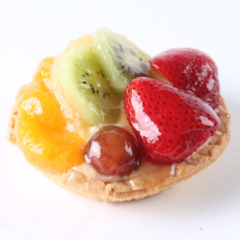 Berry or Mixed Fruit Tarts