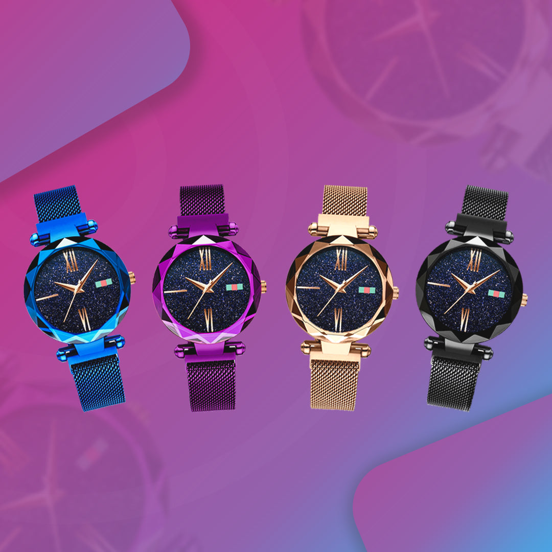 Crystal Watches variants
