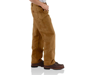 Brown | Carhartt B136 Work Pant | ruggednorth.ca