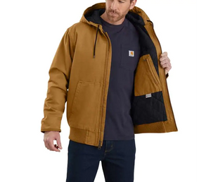 Carhartt Sandstone Lined Jacket | ruggednorth.ca