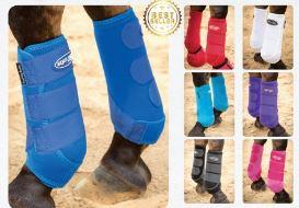 Equi-sky Protective Boots | ruggednorth.ca.