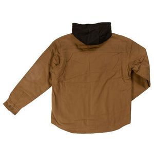Tough Duck Sherpa Lined Duck Jac-Shirt | Canada | ruggednorth.ca