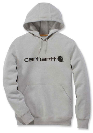 Asphalt Heather | Carhartt Force Hoodie | Canada | ruggednorth.ca