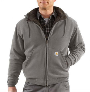 Carhartt Sherpa Lined Sweater | Canada | ruggednorth.ca