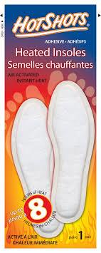 Hot Shots Heated Insoles | ruggednorth.ca