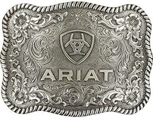 Ariat Antique Silver Buckle | Canada | ruggednorth.ca