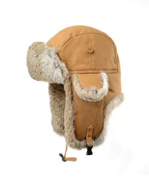 NAC Lined Aviator Hat | Canada | ruggednorth.ca
