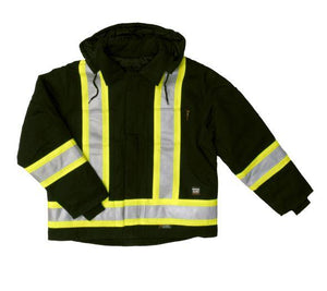 Work King W/Tape Duck Jacket | Canada | ruggednorth.ca
