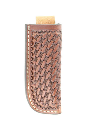 Nocona Leather Knife Sheath | Canada | ruggednorth.ca