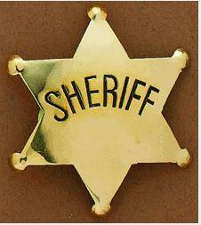 Sheriff Star Badge | Canada | ruggednorth.ca