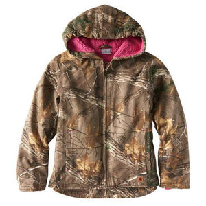 Carhartt Girls Camo Jacket | ruggednorth.ca