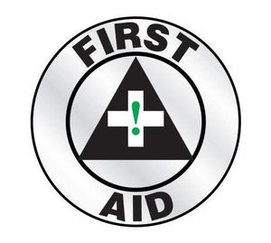 Reflective First Aid Helmet Sticker | Canada | ruggednorth.ca