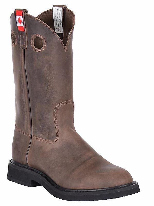 Canada West Spongy Roper Boot