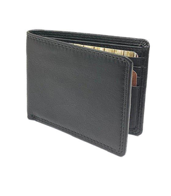 Rugged Earth Leather Wallet